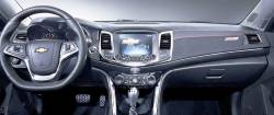 Chevy SS Dash Looks like this