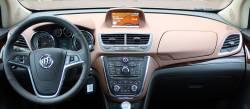 Buick Encore dashboard