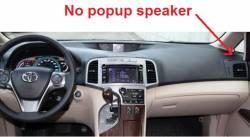 Venza no corner popup speaker