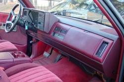 GMC New Sytle Dash looks like this