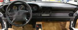 Porsche 911-993 dashboard
