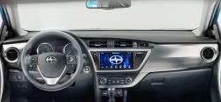 Corola iM dash looks like this