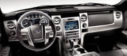 Ford F150 Dashboard
