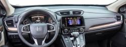 CR-V Dashboard