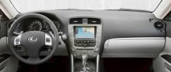 Lexus IS Dash
