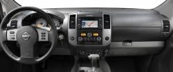 Nissan Frontier Dashboard