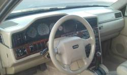 Volvo 960 Dash