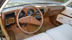Olds Cutlass dash with Round passenegr vents