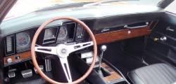 DashCare by Seatz Mfg - Chevrolet Camaro 1969 -  DashCare Dash Cover