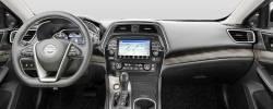 Nissan Maxima dashboard