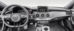 Stinger dashboard looks like this
