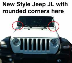 New Style Jeep JL