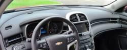 Malibu dash with Forward Collision Alert
