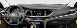 Buick Enclave dash
