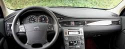 XC70 dash looks like this - No Popup Display!