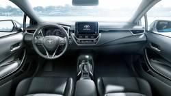 Corolla Hatchback dash
