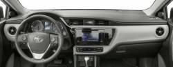 Corolla Sedan Dash