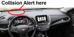 All New Malibu Collision Alert here