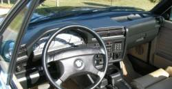 3 Series Convertible dashboard