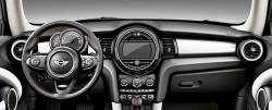 Mini Convertible dash no HUD