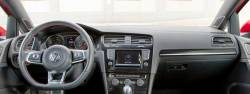 VW GTi dashboard
