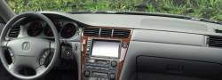 Acura RL Dashboard
