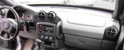 Pontiac Aztec dashboard