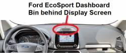 EcoSport dashboard - with bin version