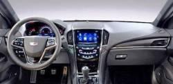 Cadillac ATS Dashboard