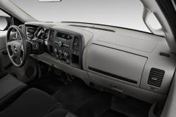 Chevy Silverado Dashboard version with 2 passenger side glove boxes - upper & lower