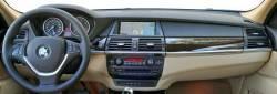 BMW X5 Dashboard