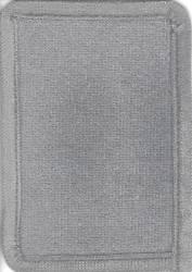 Velour 37 Lt Charcoal