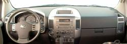 Nissan Titan Dashboard * Small Display  No NAV