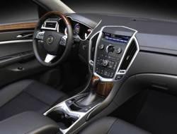 Cadillac SRX display down