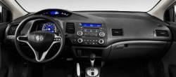 Civic dashboard small display version