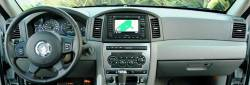 Grand Cherokee with Large center display