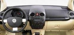 Beetle dashboard without SAT Dome