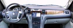 Escalade dashboard