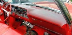 Cadillac Deville dashboard