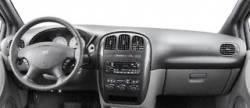 Dodge Caravan dashboard