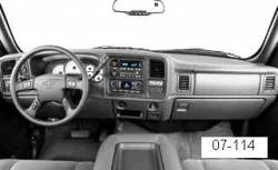 New style dashboard for Tahoe & Suburban