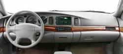 Buick LaSabre dashboard