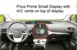 Prius Prime dash version - Small Display