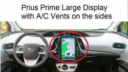 Prius Prime dash version - Large Display