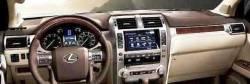 Lexus GX 460 dashboard