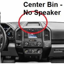 Full Bin no Speaker