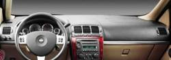 Chevy Uplander dashboard