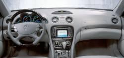 MBZ SL Series Dashboard 2003