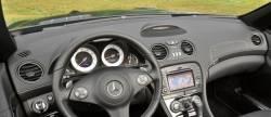 Mercedes dashboard 2011