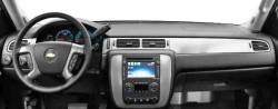 Chevy Avalanche dashboard